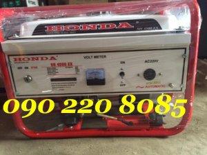 Bán máy phát điện honda thái lan 3kva-sh4500ex giá rẻ ở Hà nội