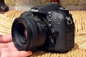 Body Nikon D7100 + Ống kính Nikkor 50mm f1.8