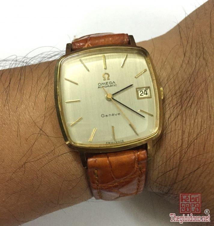Đồng hồ Omega Geneve 18k Gold Automatic Cal. 1012 (8).jpg
