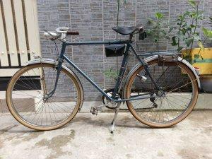 xe đạp MOTOBECAN.