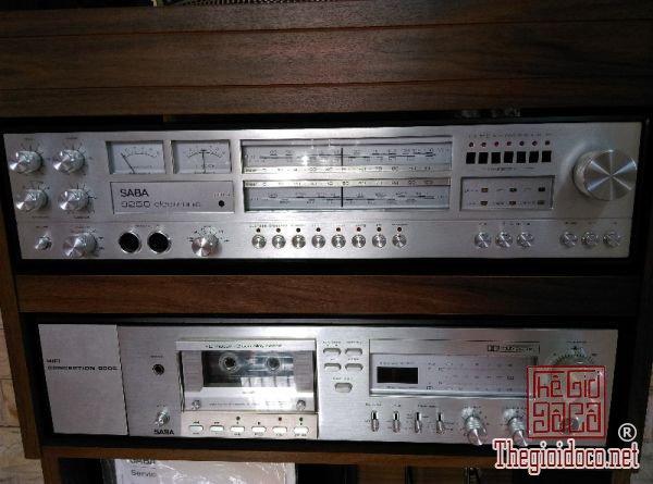 mâm than SABA PSP240 - đầu Deck SABA 9005 - Ampli SABA 9250 (3).jpg