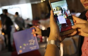 Lenovo ra mắt dòng PHAB2 mới, tích hợp công nghệ Tango
