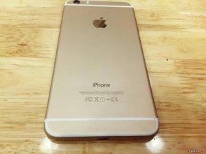 Bán iPhone 6 Plus 64G màu Vàng , mới 99% , bao test 7 ngày