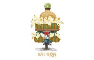 Sài Gòn chùm ảnh đa màu sắc - Phía sau Sài Gòn