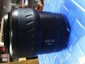 Bán lens máy ảnh minolta af 80-200