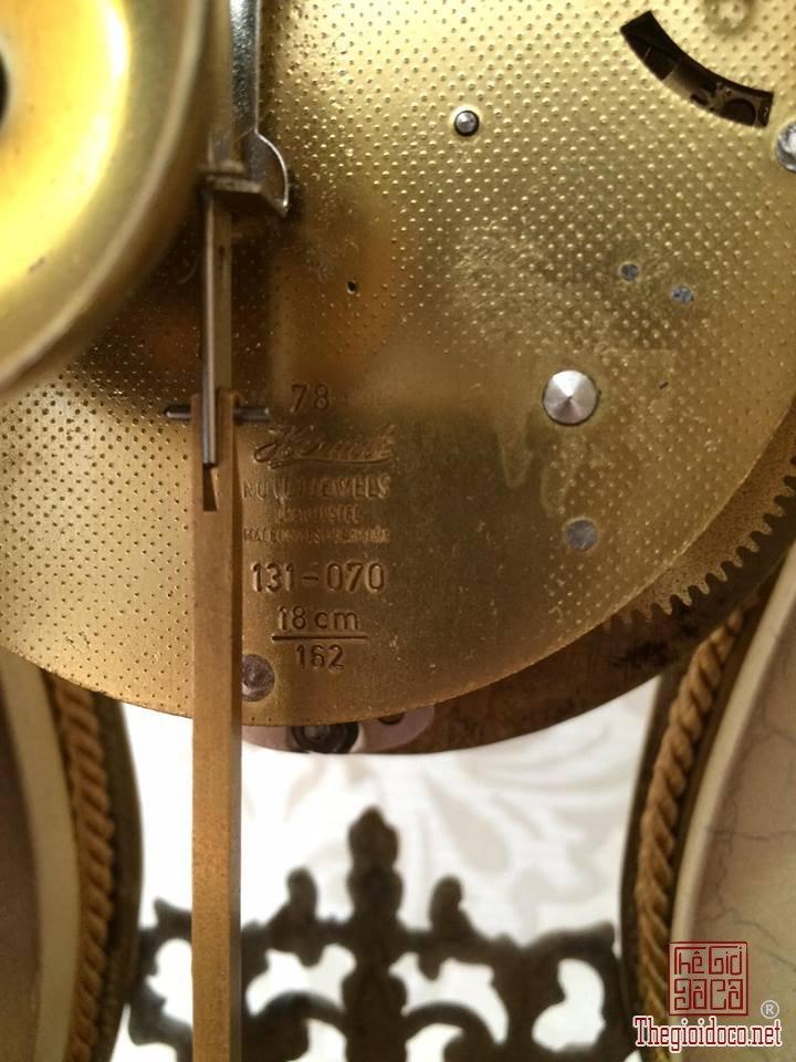 Đồng hồ quả lê xuất sứ Đức máy Hermle (6).jpg