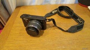 Cần bán Nikon J1 màu đen