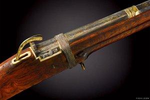 Súng săn của vua Càn Long có giá gần 2 triệu USD