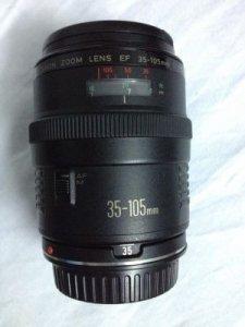 ống Canon 35 - 105 ngon bổ rẽ