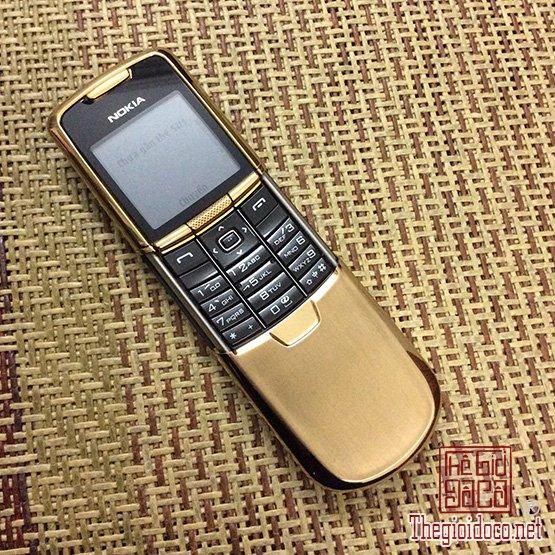 Điện thoại Nokia 8800 anakin gold fullbox sang trọng BH 12 tháng giá rẻ nhất