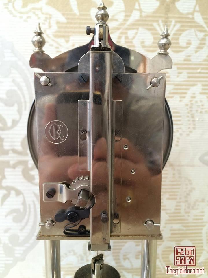 Đồng hồ uply 400 ngày Crom thương hiệu Ken xuất sứ Đức 1960 (8).jpg