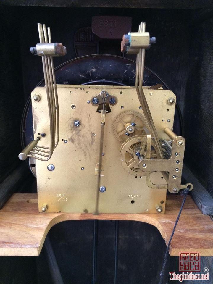 Đồng hồ treo tường Breysse thùng cổ điển âm thanh chuẩn xuất sứ Đức 1920 (7).jpg