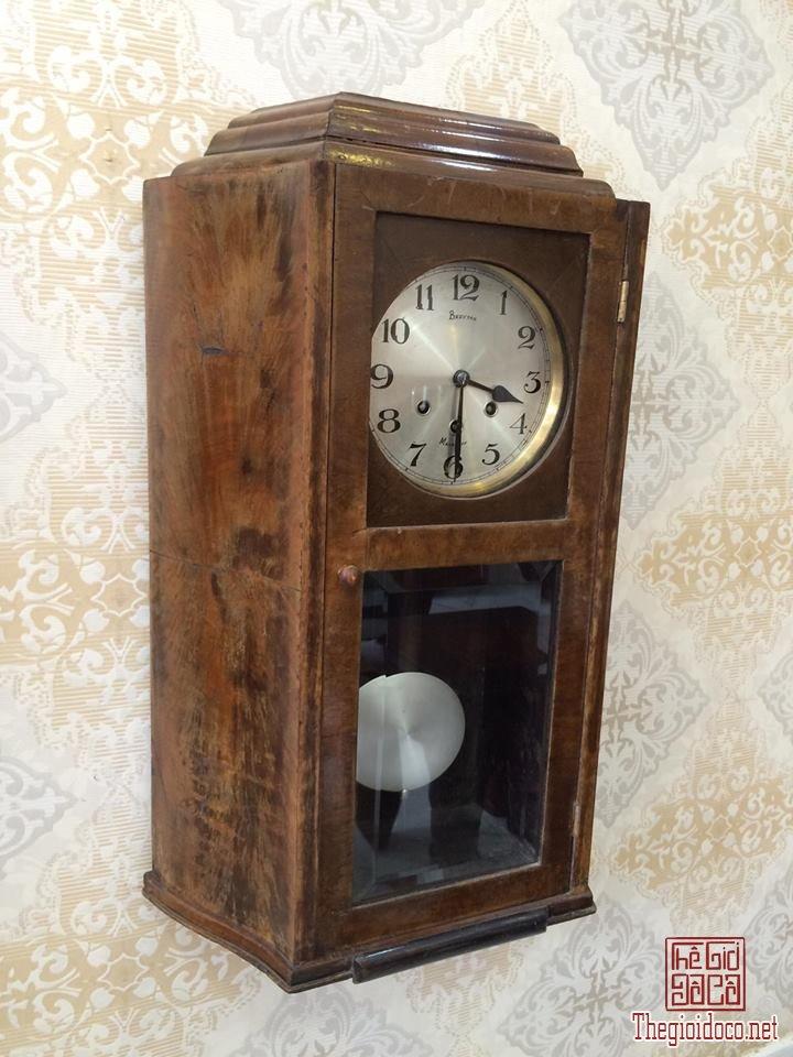 Đồng hồ treo tường Breysse thùng cổ điển âm thanh chuẩn xuất sứ Đức 1920 (10).jpg