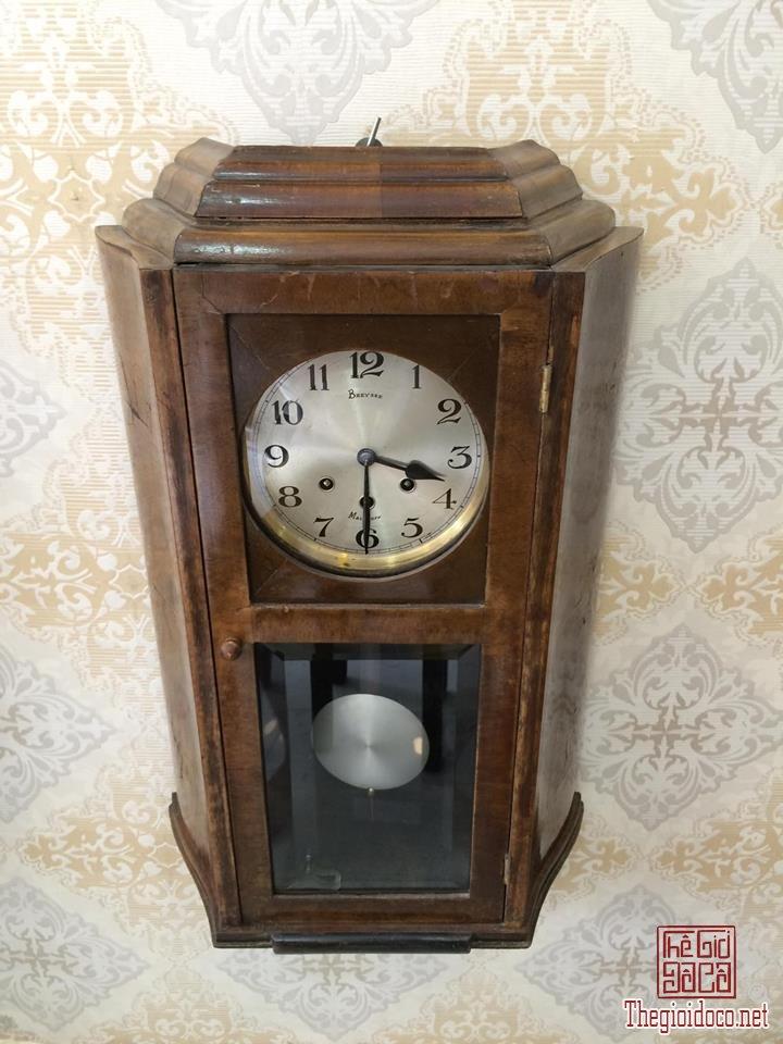 Đồng hồ treo tường Breysse thùng cổ điển âm thanh chuẩn xuất sứ Đức 1920 (12).jpg