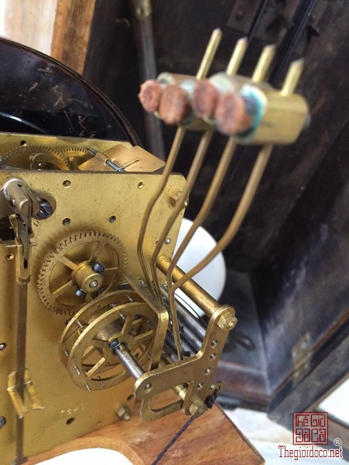 Đồng hồ treo tường Breysse thùng cổ điển âm thanh chuẩn xuất sứ Đức 1920 (13).jpg
