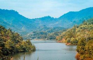 Hồ Ly - điểm 'sống ảo' mới tuyệt đẹp của giới trẻ