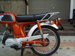honda 68 đỏ dầu CL50