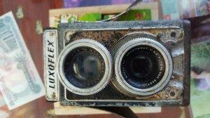 Máy chụp hình pháp xưa
