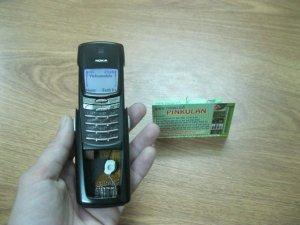 Topic Chuyên Nokia 8910, 8910i - Điện Thoại Độc