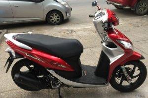 Vision 12/2011 màu đỏ xe keng