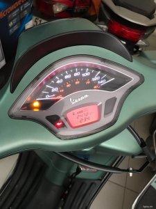 Vespa Sprint Adventure ABS 125cc likenew ODD<3000KM ĐK 10/2016