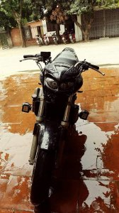 Honda Hornet 600 GTHL giá yêu thương