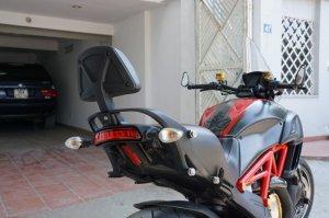 Bán Ducati Diavel Carbon 2015 độ full Strada