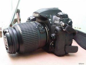 Nikon D200 + Kit 18-55