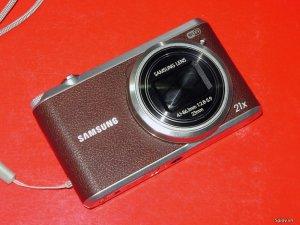VSamsung Smart Camera WB350F còn BH chính hãng, new 99% như mới