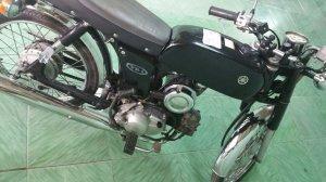 Yamaha 50cc độc lạ