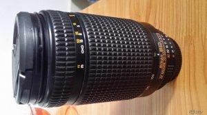 Nikon 70 300 f4- 5.6 D