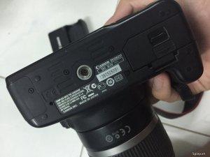 Bán canon 500d (kiss x3)