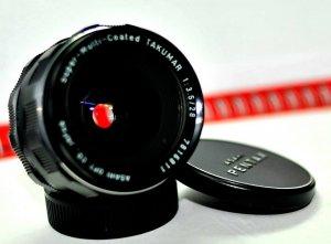 Cần bán 3 lens MF Takumar sưu tầm, giá tốt!