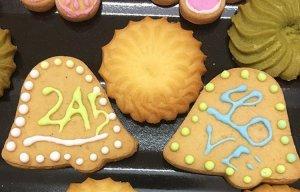 Hướng dẫn làm bánh quy gừng cho cả gia đình ngày Tết