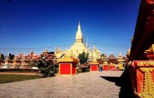 Đón Tết Dương lịch trên đất Phật tại Lào và Thái Lan