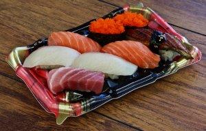 5 món sushi lừng danh của nước Nhật