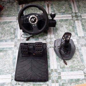 Bộ đồ chơi điện tử lai xe hơi