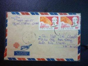 Phong bì thực gửi dán tem đẹp VN-Thế Giới