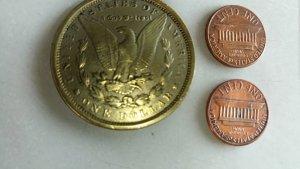 Đồng tiền Dolla cổ