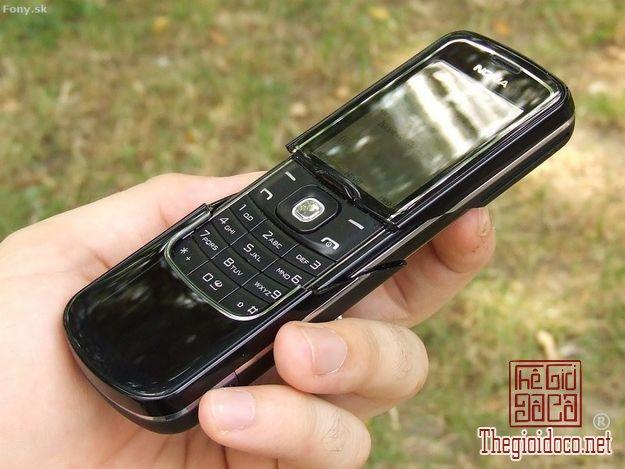 Nokia 8600 luna kiệt tác ánh trăng chính hãng sang trọng Fulbox