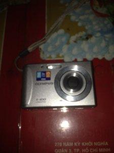 Bán máy ảnh KTS Olympus T100 giá rẻ bất ngờ
