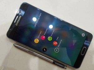 Bán/Đổi Samsung Galaxy Note 5 N920A 32GB black sapphire xách tay USA