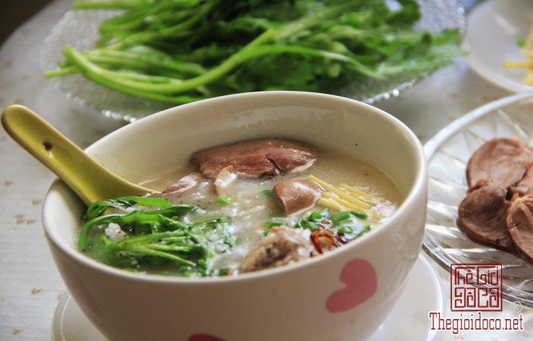 Những món cháo nóng hổi làm ấm mùa đông Hà Nội (9).jpg