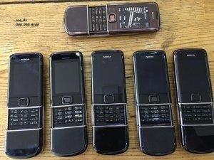 Giao lưu TGĐC : Nokia 8800 Arte và Nokia 8800 Sapphire Jet black đẹp like new 99,9%