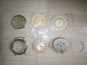 linh kiện đồng hồ để bàn Pháp.
