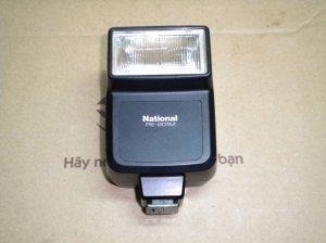 Giao lưu flash National PE-201M ( có hình )