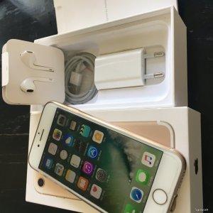 iPhone 7 Gold 128gb hàng FPT fullbox likenew