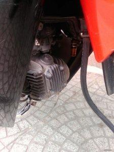 Xe Wave RS màu đỏ BSTP chính chủ bán.