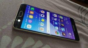 Samsung A7 (2016) gold new 99% hàng cty còn bh 3 tháng giá rẻ