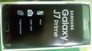 Samsung J7 Prime black nguyên seal chưa active
